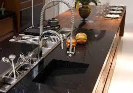 plan de travail cuisine noir pailleté plan de travail cuisine noir pailleté