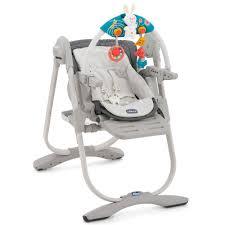 chaise pour bébé chaise haute polly magic de chicco chaises hautes réglables aubert