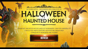 hit heroes of incredible tales halloween haunted house event