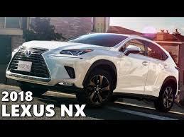 2018 lexus nx 300h overview exterior u0026 interior youtube