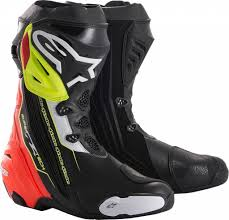 motorcycle boots alpinestars supertech r boots champion helmets