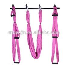 deluxe aerial yoga hammock yoga inversion sling swing for aerial