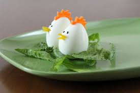 How To Decorate Boiled Eggs For Easter Fun With Food Three Ways To Decorate A Springtime Or Easter