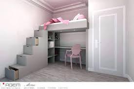 chambre mezzanine fille chambre mezzanine enfant lit mezzanine enfant fille lit mezzanine