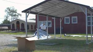 carport enclosure demonstration by kbr t youtube