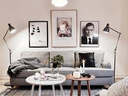 Small Home Interior Coolest Scandinavian Living Room On Small Home Decoration Ideas