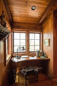 Wooden Home Office Furniture Chic Solid Wood Home Office Furniture Small Rustic Home Office