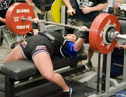 Powerlifting Bench Workout Powerlifting Women A Woman U0027s Place Is In The Weight Room