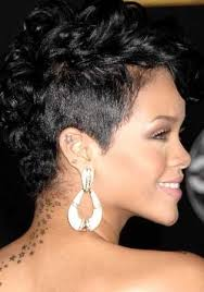 short natural edgy hairstyles mens hairstyles short edgy haircuts for black women the best