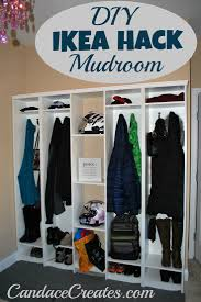 diy ikea hack mudroom lockers mudroom ikea hack and gloves
