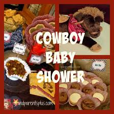 western baby shower western baby shower archives grandparentsplus