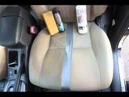 reparation siege cuir voiture nettoyage sieges cuir produit tres efficace