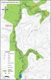 Austin Texas Map by Trail Maps River Place Nature Trails Austin Texas