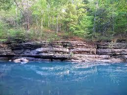 Arkansas lakes images The limestone cliffs at beaver lake arkansas my favorite spring jpg