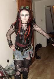 Apocalypse Halloween Costume Apocalyptic Costume 4 Queencordite Deviantart