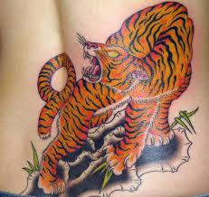 thepanday japanese tiger