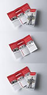 business trifold brochure template brochure templates