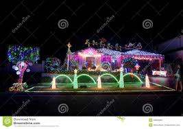 christmas magical wonderland home coloured led lights decoration