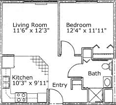 Apartment Over Garage Floor Plans 500 Square Feet Floor Plan 500 Square Foot House Floor Plans