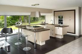 cuisine et ilot central 4 visuel modele cuisine avec ilot
