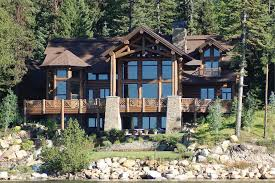 Log Home Floor Plans Prices Big Sky Log Home Plan Floor Plans Gallery Of Homes