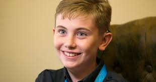 11 year boy who was born deaf among nation s top spellers