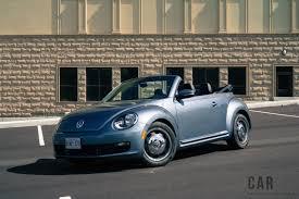 navy blue volkswagen beetle review 2016 volkswagen beetle denim convertible canadian auto
