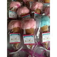 cotton candy party favor cotton candy cones party favors shopkins bday party