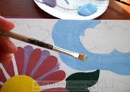acrylic paint comparisons craft critique