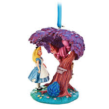 and cheshire cat sketchbook ornament home kitchen