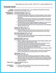 Resume Objective Call Center Finance Resume Objective Statements Examples Http