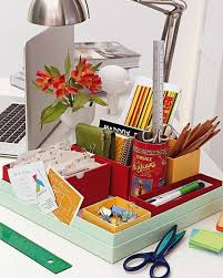 Office Desk Storage 13 Diy Home Office Organization Ideas How To Declutter And Decorate