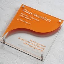 chevalet de bureau personnalisé plaques professionnelles et plaque de maison plexiglas et aluminium
