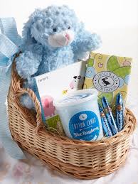 baby congratulations gift basket custom handmade chocolates