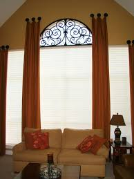 Curved Window Curtains Living Room Awesome Best 25 Arched Window Curtains Ideas On