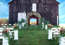 outdoor wedding decorations wedding venue decorations