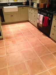 kitchen floor image terracotta kitchen floor tiles also outdoor
