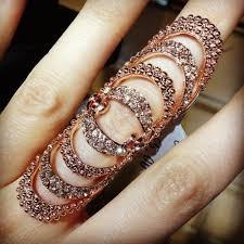 finger ring design armor joint knuckle finger ring designs womenitems