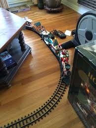 Radio Controlled Model Railroad G Scale Christmas Layout Questions Model Railroad Hobbyist