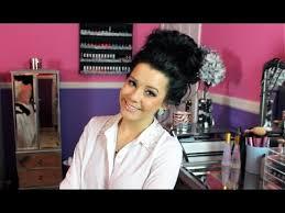 pics of black pretty big hair buns with added hair hair tutorial my messy bun youtube