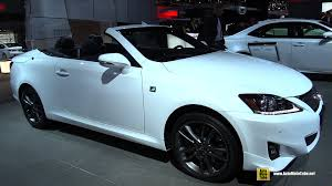 lexus is350 for sale los angeles 2015 lexus is350c convertible f sport exterior and interior
