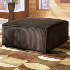 Ashley Furniture Vista Chocolate Oversized Accent Ottoman AHFA