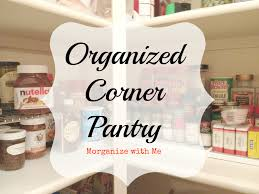 how to organize corner kitchen cabinets corner pantry organization tips from a professional organizer