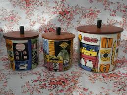 owl kitchen canisters second hand susie charity shopping birthday charity shop haul