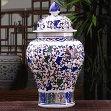 online buy wholesale blue ginger jars from china blue ginger jars