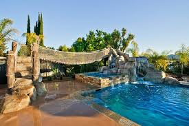 Tropical Backyard Designs Sized Pool Decorating Ideas Pool Tropical With Tropical Pool