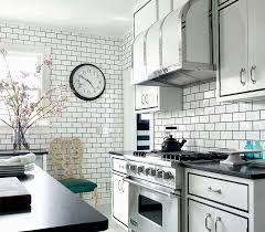 kitchen elegant grey ceramic modern kitchen backsplash design