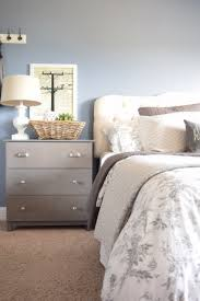 Ikea Bed Table by Furniture Ikea Tarva Nightstand For Your Lovely Bedroom
