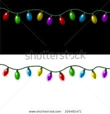 free christmas lights vector download free vector art stock