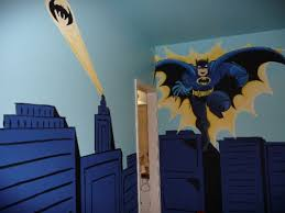 Amusing Batman Bed Room Décor Kids Room  Irosi - Batman bedroom decorating ideas